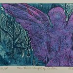 the blue angel of cocteau By Jerry  Di Falco