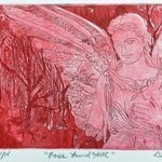 the rose angel of cocteau By Jerry  Di Falco