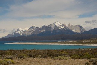 German Guerra: 'surchile0800', 2017 Digital Photograph, Landscape. Torres del Paine...