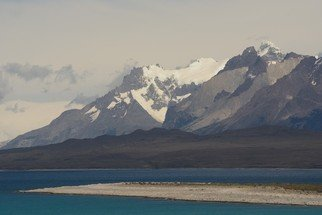 German Guerra: 'surchile0801', 2017 Digital Photograph, Landscape. Artist Description: Torres del Paine...