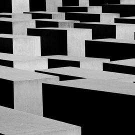 Glen Sweeney: 'all the lost souls', 2018 Color Photograph, Holocaust. Artist Description: The Holocaust monument in Berlin, in remembrance of all the lost souls taken by a despicable human regime. Holocaust, Berlin, WWII, Germany...