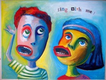 - artwork sing_with_me-1314126567.jpg - 2011, Painting Acrylic, undecided