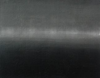 Artist: Goran Petmil - Title: GREY AND BLACK - Medium: Oil Painting - Year: 2013