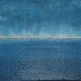 Artist: Goran Petmil - Title: SKY IS BURNING - Medium: Oil Painting - Year: 2013