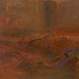 Marcia Freedman: 'Limbo', 2006 Oil Painting, Abstract Figurative. Artist Description:  Limbo is an abstract painting that references the figure. ...