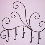 Iron Coat Hooks By Stavros Tosios