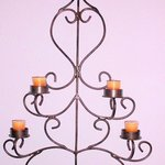 Wall Candle Holder, Stavros Tosios