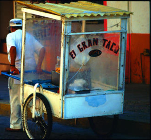 Gregory Stringfield  'El Gran Taco', created in 2002, Original Photography Other.