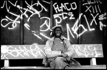 Gregory Stringfield Artwork Joe, 1985 Silver Gelatin Photograph, Portrait