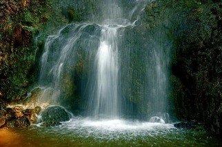 Gurdas Dua Fiipc Fbaf Hon.apasp Artwork Waterfall, 2006 Waterfall, Landscape