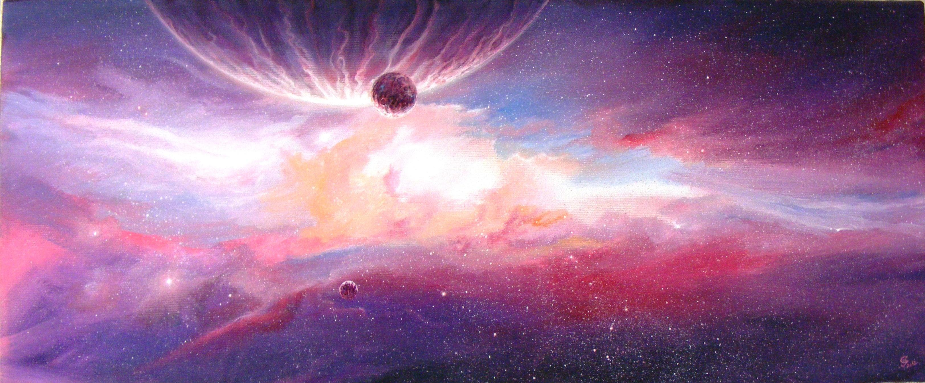 Famous Painting Of Space