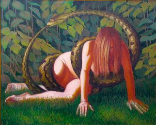 Tom S. Hageman Artwork jealousy, 2013 Tapestry Art, Biblical