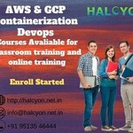 aws training in chennai By Halcyon Tech