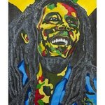 bob marley redemption By Roshane Hall