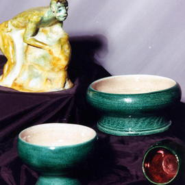 Paul Fucci Artwork sculpture and bowls, 2009 Other Ceramics, Other