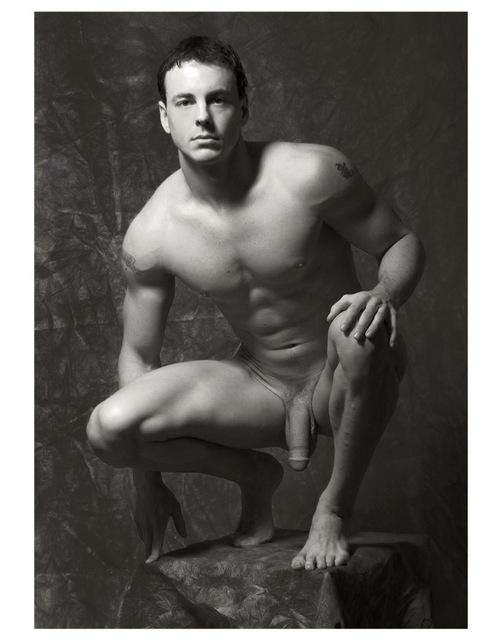 Hans Fahrmeyer 'THE MALE NUDE 12' | Photography Silver ...