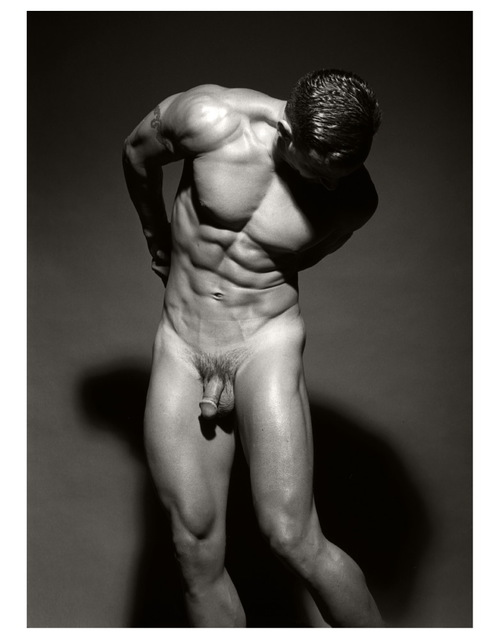 Hans Fahrmeyer 'THE MALE NUDE 9' | Photography Silver ...