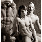 the male nude 11 By Hans Fahrmeyer