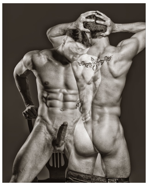 Black Male Nude Art 72