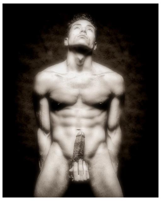 Nude male fine art photography