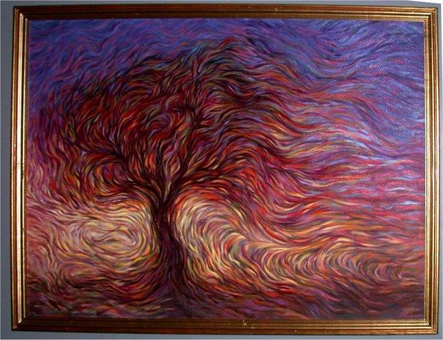 Hans Droog Sunset Tree 2008