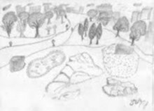 - artwork landscape-1300573218.jpg - 2011, Drawing Pencil, undecided