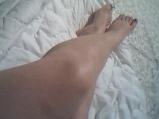 Dorothy Parkins: 'chinese stick legs', 2007 Other Photography, Other. Artist Description:  another webcam photo ...