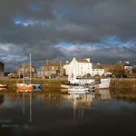 Glasson Dock By John Haworth