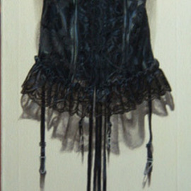 Black Bustier, Heather Hyatt