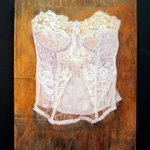 White Bustier, Heather Hyatt