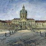 Castle of Charlottenburg By Heinz Sterzenbach
