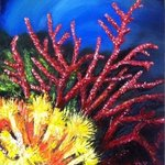 Corals By Helen Bellart