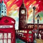 London By Helen Bellart