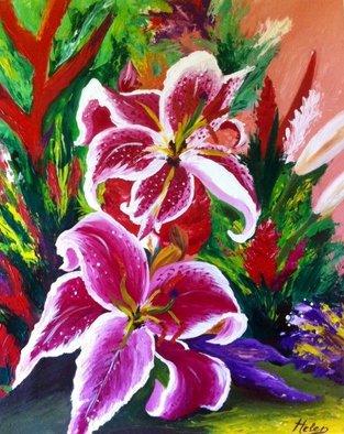 Helen Bellart Artwork Tropical garden, 2015 Tropical garden, Fauna