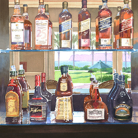 Mary Helmreich Artwork Del Coronado Spirits by Mary Helmreich, 2003 Giclee, Representational