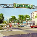 Encinitas California By Mary Helmreich, Mary Helmreich