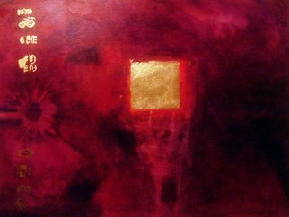 Artist: Monica Mackenzie - Title: El Dorado - Medium: Acrylic Painting - Year: 2011