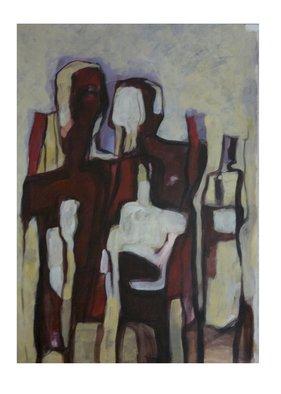 Khalid Hijazi Artwork abstract, 2012 abstract, Abstract