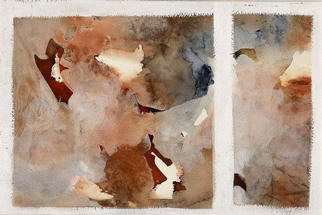 Undefined Medium by Hilary Pollock titled: gouache8, 2003
