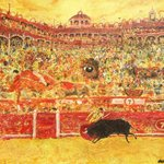 Fiesta Bullfighting By Carlos Pardo