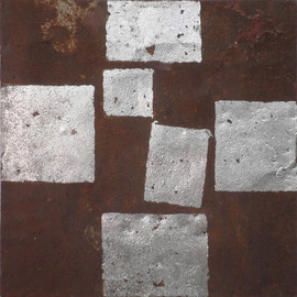 Hannes  Hofstetter: 'displacement cross', 2002 Other Painting, Christian. Artist Description: Hannes Hofstetter,  Displacement , 2002 workgroup Crosses...