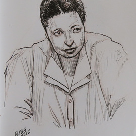 ethel waters  By Hampton  Olfus
