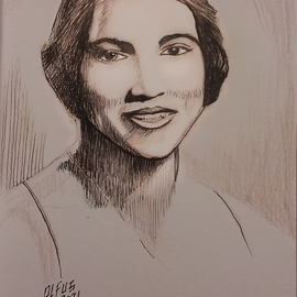 marian anderson  By Hampton  Olfus