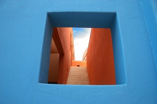 Artist: Harvey Horowitz - Title: Cabo Window 2 - Medium: Color Photograph - Year: 2006