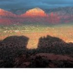 Shadow Of Cathedral Rock, Harvey Horowitz