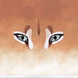Eyes: Caracal