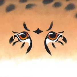 Eyes: Guepard