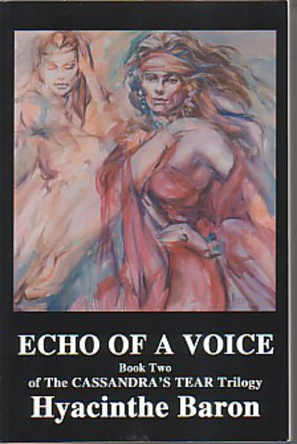 Hyacinthe Kuller-Baron  'Echo Of A Voice', created in 2002, Original Painting Acrylic.