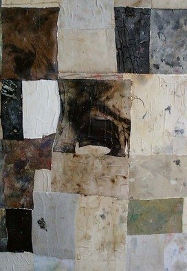 Collage by Igor Gustini titled: Bianco e nero, created in 2007