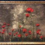 Poppies By Iram Jaffar